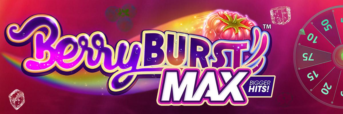 🍈 BerryBURST MAX | Betano